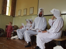 the institute polar bears performance