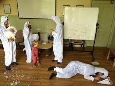 The Institute 'Polar Bears' performance